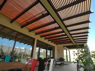 Modern Terrace by Selica Modern