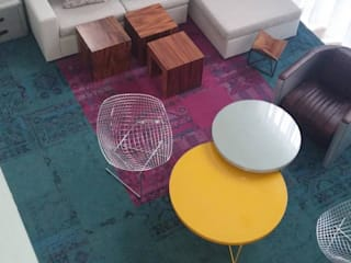 Galeria Sofia Living roomSide tables & trays Wood