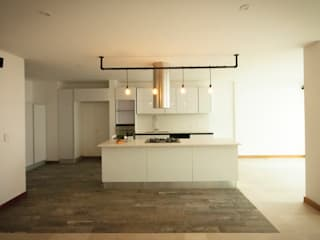 Built-in kitchens by AMR estudio,