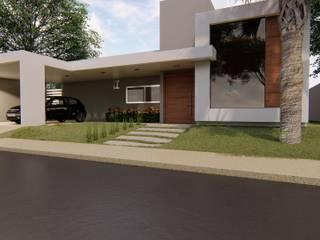by Rudini Rodarte Arquitetura e Construção Modern