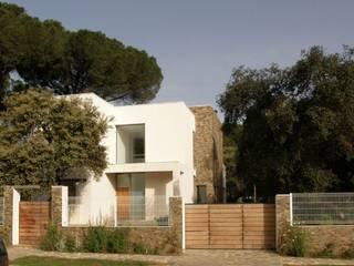 Vivienda Unifamiliar aislada Sevilla Tarazona Arquitectos Suelos