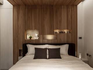 Phòng ngủ by 漢玥室內設計