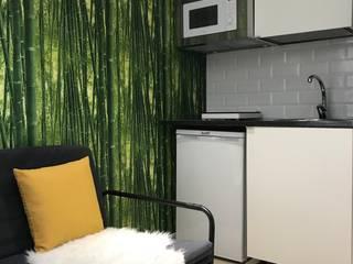 Um apartamento com apenas 16 m2:   por Ricardo Paulo Henriques Unip Lda