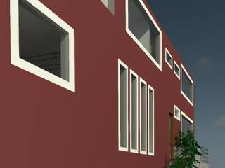 Modern Houses by Perfil Arquitectónico Modern