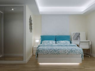 Modern style bedroom by PT. Dekorasi Hunian Indonesia (DHI) Modern