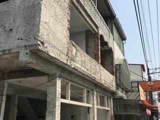 老屋改建:   by 綠藝營造