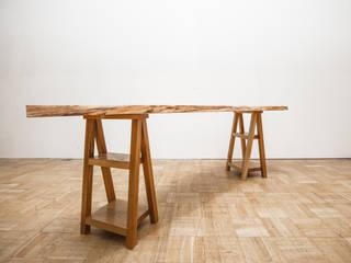 Рабочий стол-верстак от VILLEEWOOD Скандинавский
