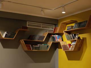 Мебель для квартиры на Новаторов (Москва) от VILLEEWOOD Скандинавский