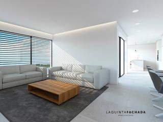 Interior_01: Comedores de estilo  de L5F Arquitectura e Ingeniería | La Quinta Fachada