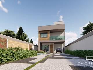 Casa Moderna:   por Caio Pelisson - Arquitetura e Design