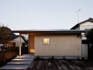 大きな窓で繋がる家 の 前田工務店 和風