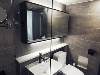 대전 복수동 목화아파트 39평형: 더홈인테리어의  욕실