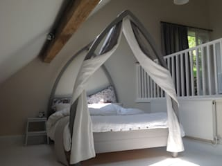 Beautiful Bed made in UK by www.abowed.co.uk  :   by Abowed
