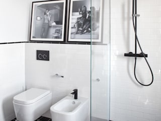 인더스트리얼 욕실 by homify 인더스트리얼