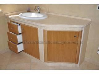 클래식스타일 욕실 by ristrutturazione bagno roma 클래식
