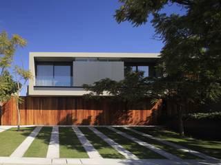 HNN HOUSE Casas modernas de Hernandez Silva Arquitectos Moderno