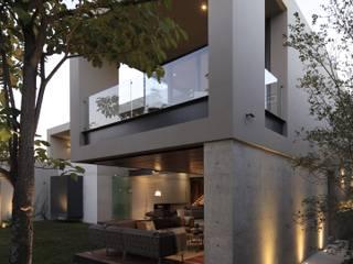 HNN HOUSE Rumah Modern Oleh Hernandez Silva Arquitectos Modern