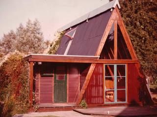 Casa Jardín Casas modernas de Van Herck-Arquitectos Moderno
