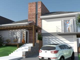 Residência V + S por Studio Rossi Arquitetura Clássico