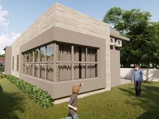 Casas unifamilares  por H. Kohn Arquitetura + Design