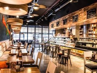 Focaccia Cafe İstanbul Hayri Atak Tasarım Ofisi Yeme & İçme