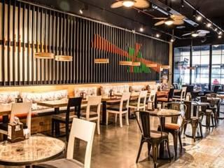 Focaccia Cafe İstanbul Hayri Atak Tasarım Ofisi Modern