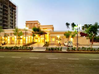 Ashiana Vrinda Gardens, Jaipur Modern houses by NMP Design Modern