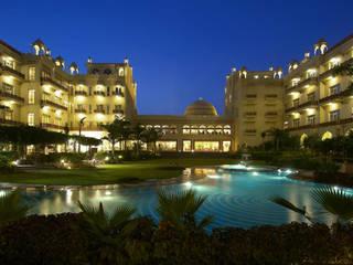 Le Meridian, Jaipur Modern hotels by NMP Design Modern