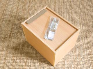 Estantería modular de pared: Salones de estilo  de BrickBox - Portable Shelving Modular System