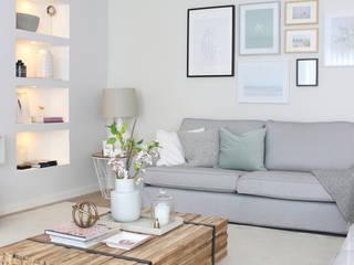 Projekty,  Salon zaprojektowane przez Catarina Batista Studio