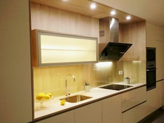 C evolutio Lda 現代廚房設計點子、靈感&圖片