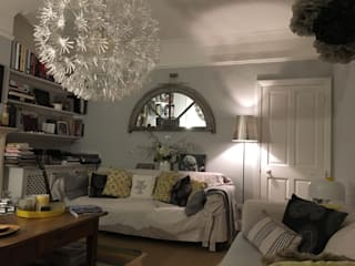 French style living room by Belle & Cosy Interior Design