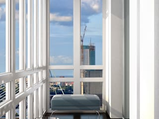 Modern Windows and Doors by Александра Геродотова Modern