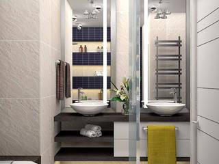 Modern Bathroom by Александра Геродотова Modern
