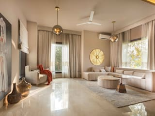 Luxurious Home Lighting Project in Delhi: modern  by Jainsons Emporio,Modern