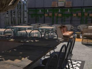 STUDIOARCH – Cafe Restaurant Tasarımı 2:  tarz ,