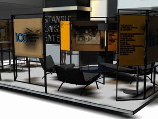 STUDIOARCH – STAND TASARIMI-ICC:  tarz ,