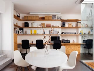 manuarino architettura design comunicazione Study/office OSB