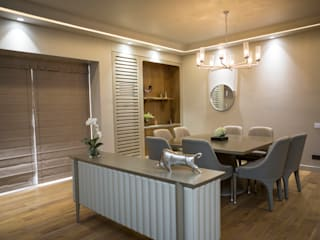 Bungalow - Applewoods Modern dining room by DESIGNER'S CIRCLE Modern