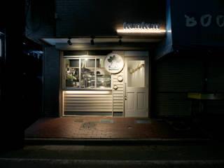 何か気になる、、。: designista-s (デザイニスタ エス)が手掛けたレストランです。