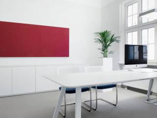 THEOPARK Rechtsanwalts und Steuerkanzlei - Office:  Geschäftsräume & Stores von Marius Schreyer Design