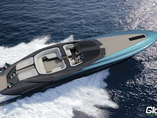 YACHTS: Yacht & Jet in stile  di Gloss Design