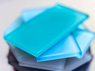 Glass Tiles  - Glass Tiles In Colours You Love:   by Alec Buchan