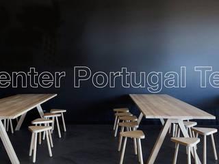 Data Center Portugal Telecom:   por Ghome,Moderno