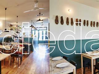 Restaurante Sociedade:   por Ghome,Moderno
