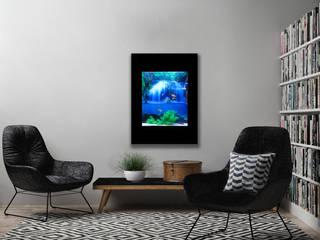 Aquário de Parede Wgrif - Vertical Niágara:   por Wgrif Ltda