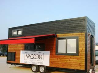 Minimalist hotels by VAGOON HOUSE Minimalist