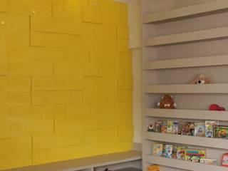 brinquedoteca particular Quartos modernos por Fernanda Chiebao- ARCHI Moderno