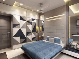 Bedroom by KUMAR INTERIOR THANE,