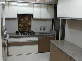 kitchen Modern kitchen by KUMAR INTERIOR THANE Modern
